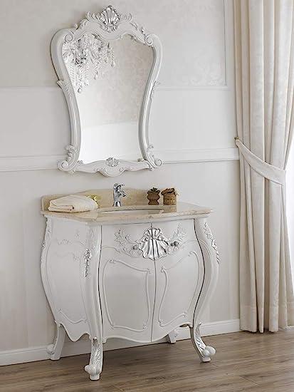 Arredo Bagno Barocco Moderno.Simone Guarracino Como E Specchio Anderson Stile Barocco