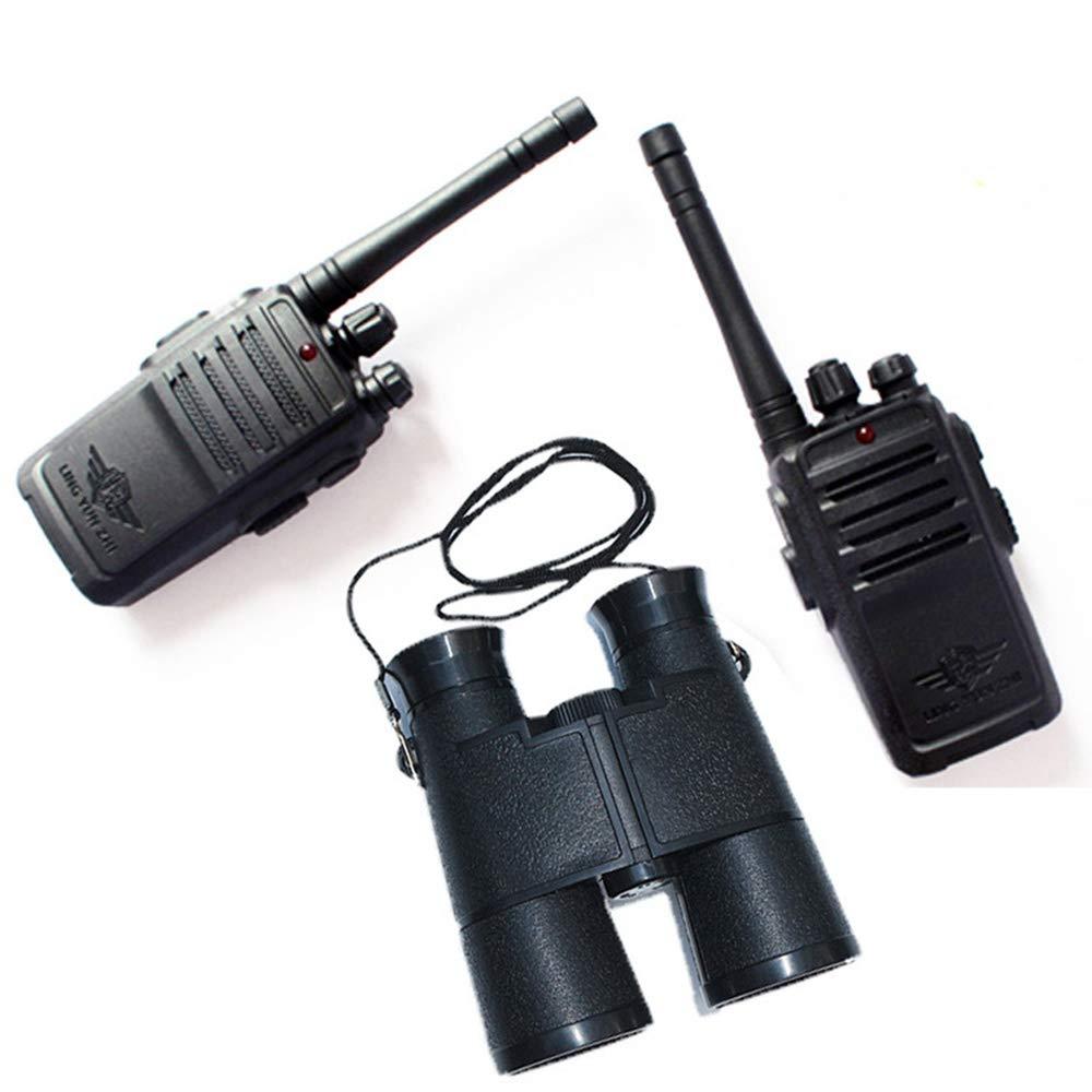 Walkie Talkies with Binoculars for Kids - Voice Activated Walkie Talkies for Boys or Girls, Walkie Talkie Toys Set,walkietalkies by TTOP (Image #1)