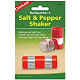 Coghlan's 8236 Backpacker's Salt & Pepper Shaker