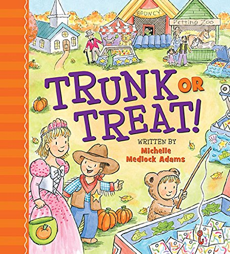 Trunk or Treat! (Trunk Ideas For Halloween)