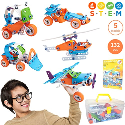 STEM Toys for Boys and Girls   Fun Educational Engineering ...