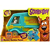 Scooby Doo Mystery Machine Playset [Includes Fred]