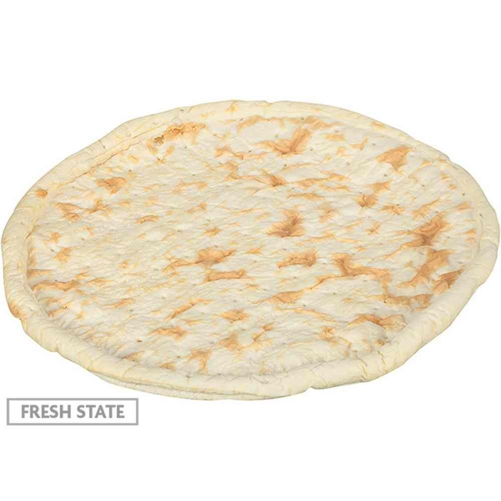 Tyson Pizzeria Large Edge Thin Center Pizza, 13.5 Ounce - 20 per case.