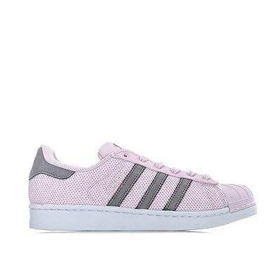 adidas , Mädchen Sneaker, Pink Rose Größe: 36 23 EU