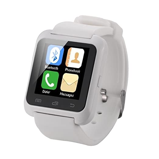 144 opinioni per [Halloween Promozione]EasySMX Touch Screen Smart Watch Bluetooth Compatibile Con