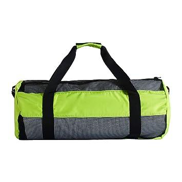 Amazon.com: Prettyia - Bolsa de equipamiento de malla de ...