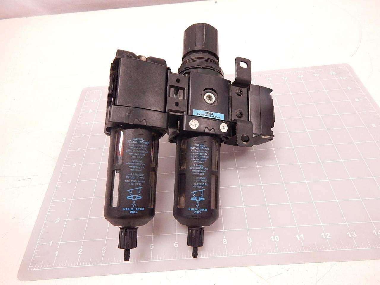 Wilkerson M18-04-CK00, B18-04-FK00 Filter Regulator T80110: Amazon.com: Industrial & Scientific
