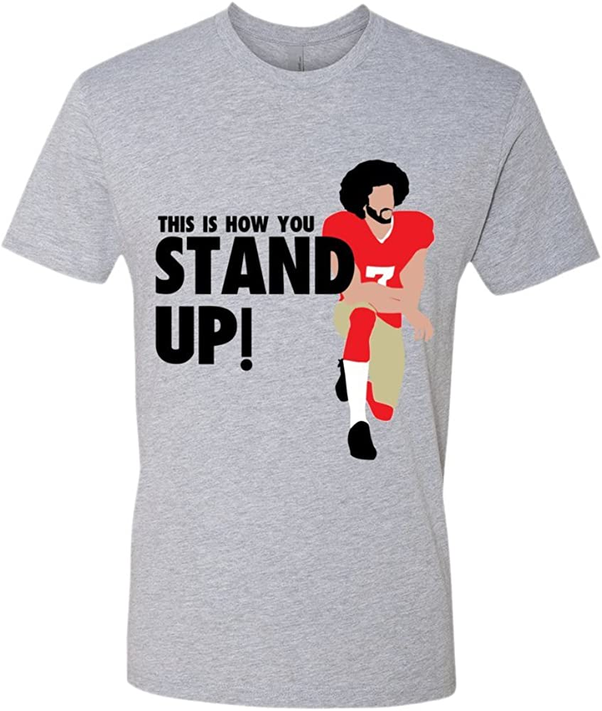 GNODpop Stand Up! Large, Heather Grey