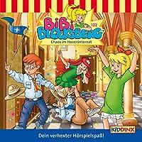 Chaos im Hexeninternat (Bibi Blocksberg 122)