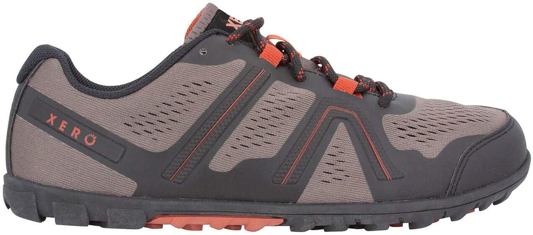 Xero Shoes Mesa Trail - Zapatillas de correr ligeras inspiradas en los pies descalzos, minimalistas para hombre, Marrón (Arcilla oxidada.), 40 EU: Amazon.es: Zapatos y complementos