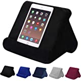 Aptech Tablet Pillow Stand for iPad, Multi Angle Soft Pillow Pad Phone Pillow Lap Stand, Universal Reading Tablet Stand…