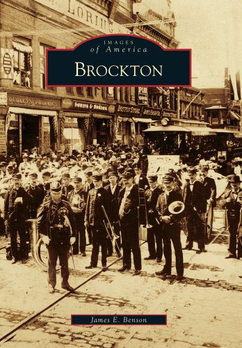 Brockton (Images of America)
