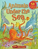 Animals Under the Sea Lift-the-Flap (Lift-the-Flap Tab Books)
