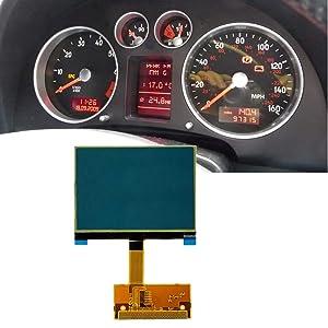AutoE Car-styling LCD Display Screen Pixel Repair Gauge Cluster For Audi TT 8N Series For Jaeger 1999-2005 Car Dash Dashboard Repair