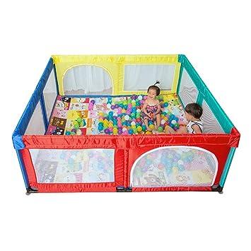 Amazon Com Baby Playpen Fence Indoor And Outdoor Children Toddler