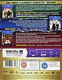 Three Flavours Cornetto Trilogy [Blu-ray]