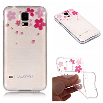 coque rose samsung galaxy s5
