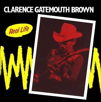 amazon real life clarence gatemouth brown アーバン テキサス