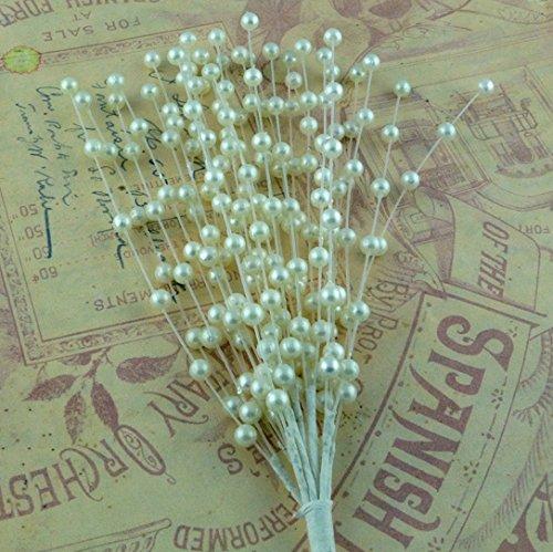 Ivory Floral Sprays - 7