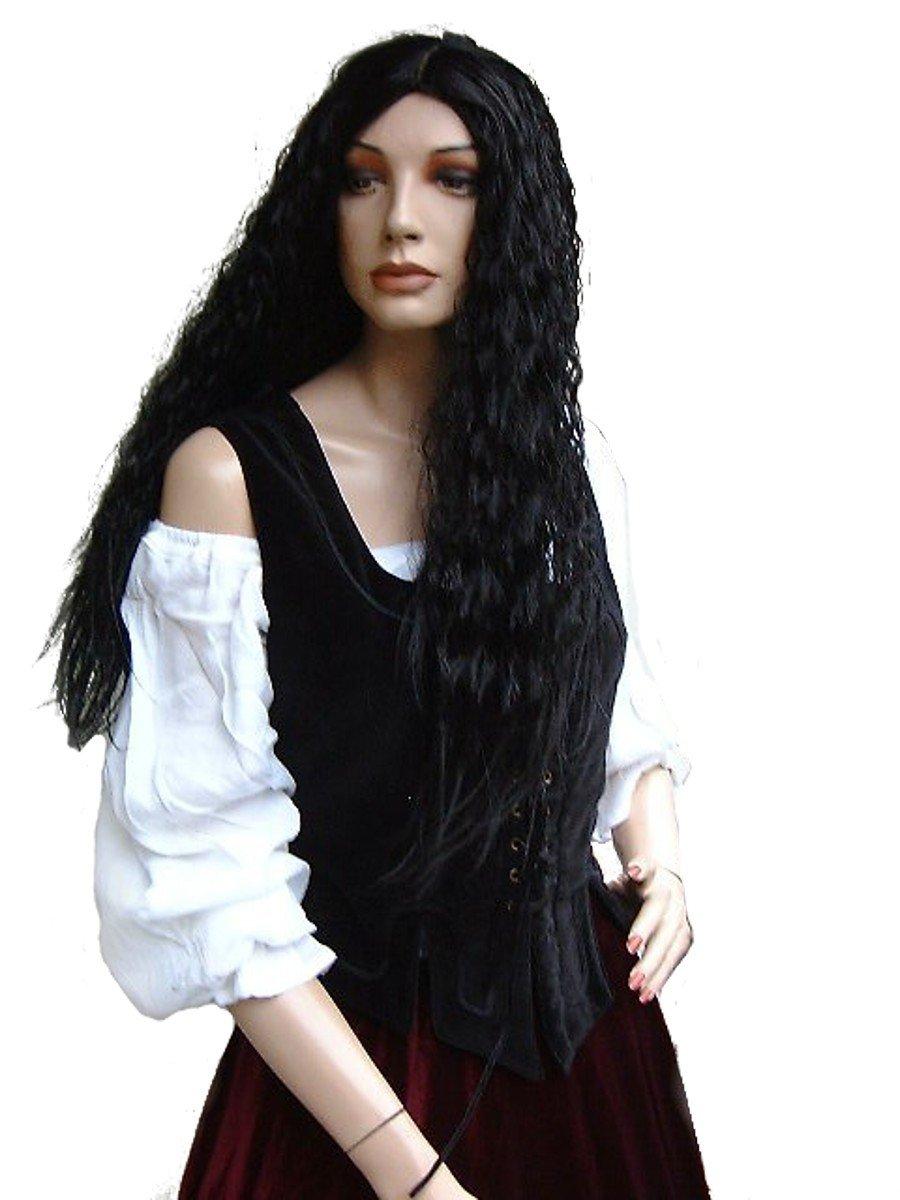 Dark Dreams Gothic Mittelalter LARP Mieder Kassandra, Größe