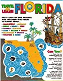 img - for Travel & Learn Florida: A Book for Traveling Families by Sally Schofer Mathews (1998-09-01) book / textbook / text book
