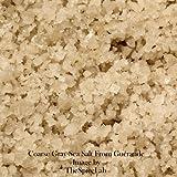 "French Gray Sea Salt - Light Grey (Coarse) - ""Sel Gris De Guérande"" French Sea Salt"