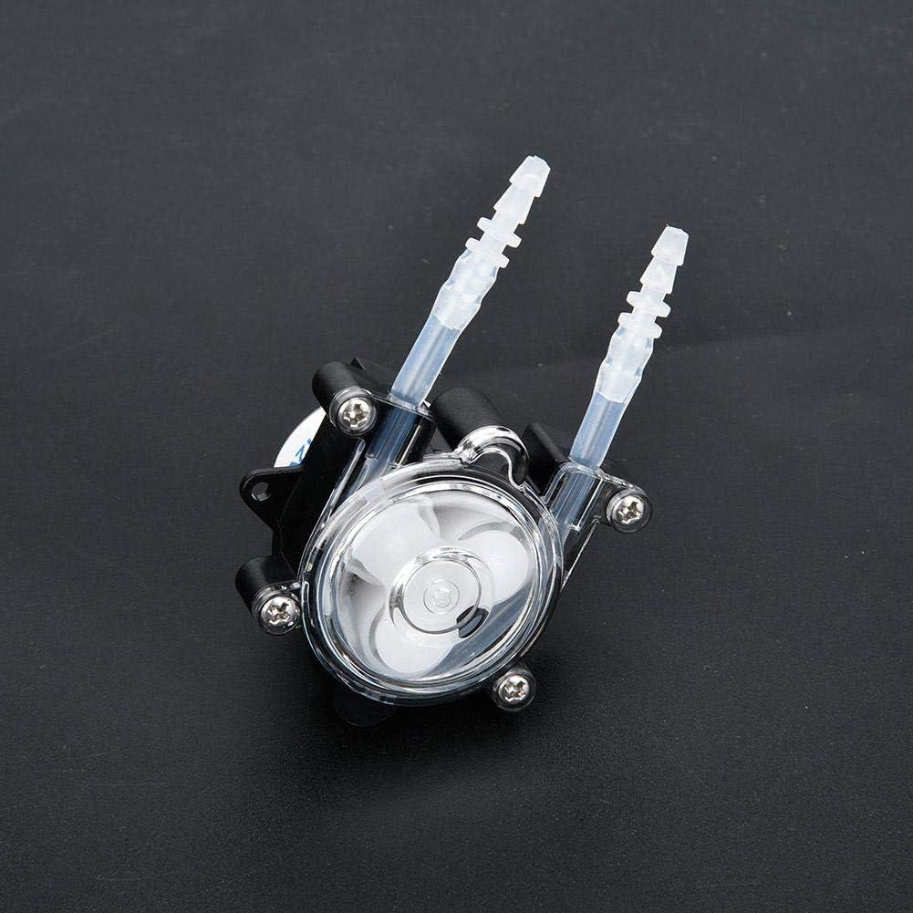 35 Yanmis Peristaltic Pump,DC12V Mini Peristaltic Pump for Laboratory Bioengineering G528 32x23mm