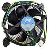 heat sink computer - Intel E97379-001 Core i3/i5/i7 Socket 1150/1155/1156 4-Pin Connector CPU Cooler With Aluminum Heatsink and 3.5-Inch Fan For Desktop PC Computer