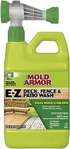 Mold Armor FG51264 E-Z Deck Wash Hose End Sprayer, Plain