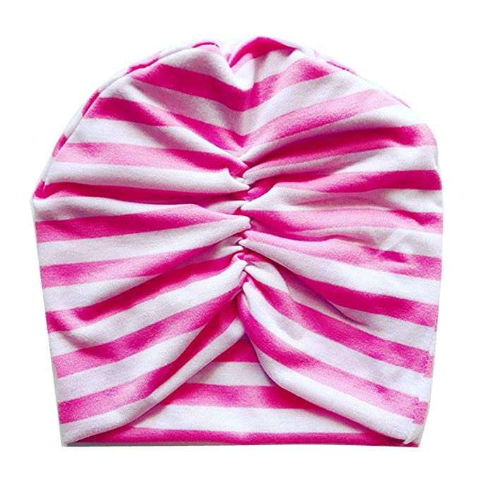❀ YOYOGO NiñOs Mochilas Calcetines para NiñOs Carritos De Bebé,1Pc recién Nacido niño niños bebé niña niña Turbante Beanie Hat Headwear Hat: Amazon.es: ...