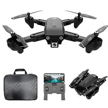 Mobiliarbus RC Drone CSJ S166GPS con cámara 720P Bolso Sígueme ...
