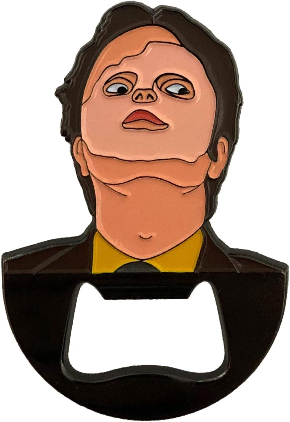 Balanced Co. Dwight Schrute Bottle Opener Dwight Schrute Beer Opener (Mask)