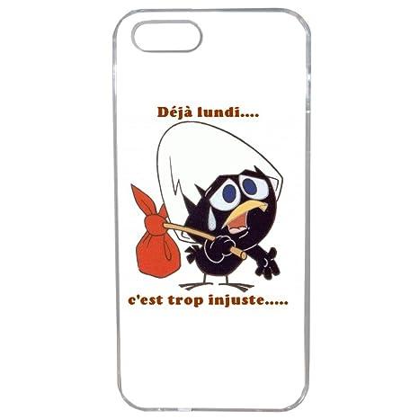 coque iphone 8 plus humour