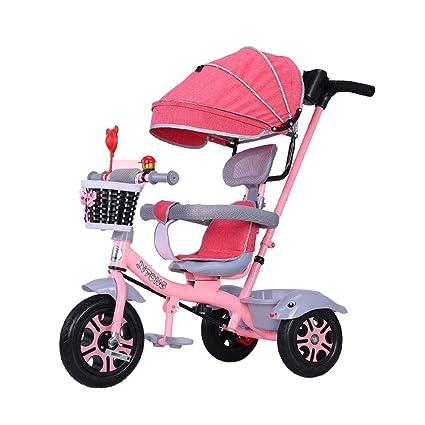 Bicicleta Infantil de 3 Ruedas para cochecitos de bebé de 1 a 3 años ...