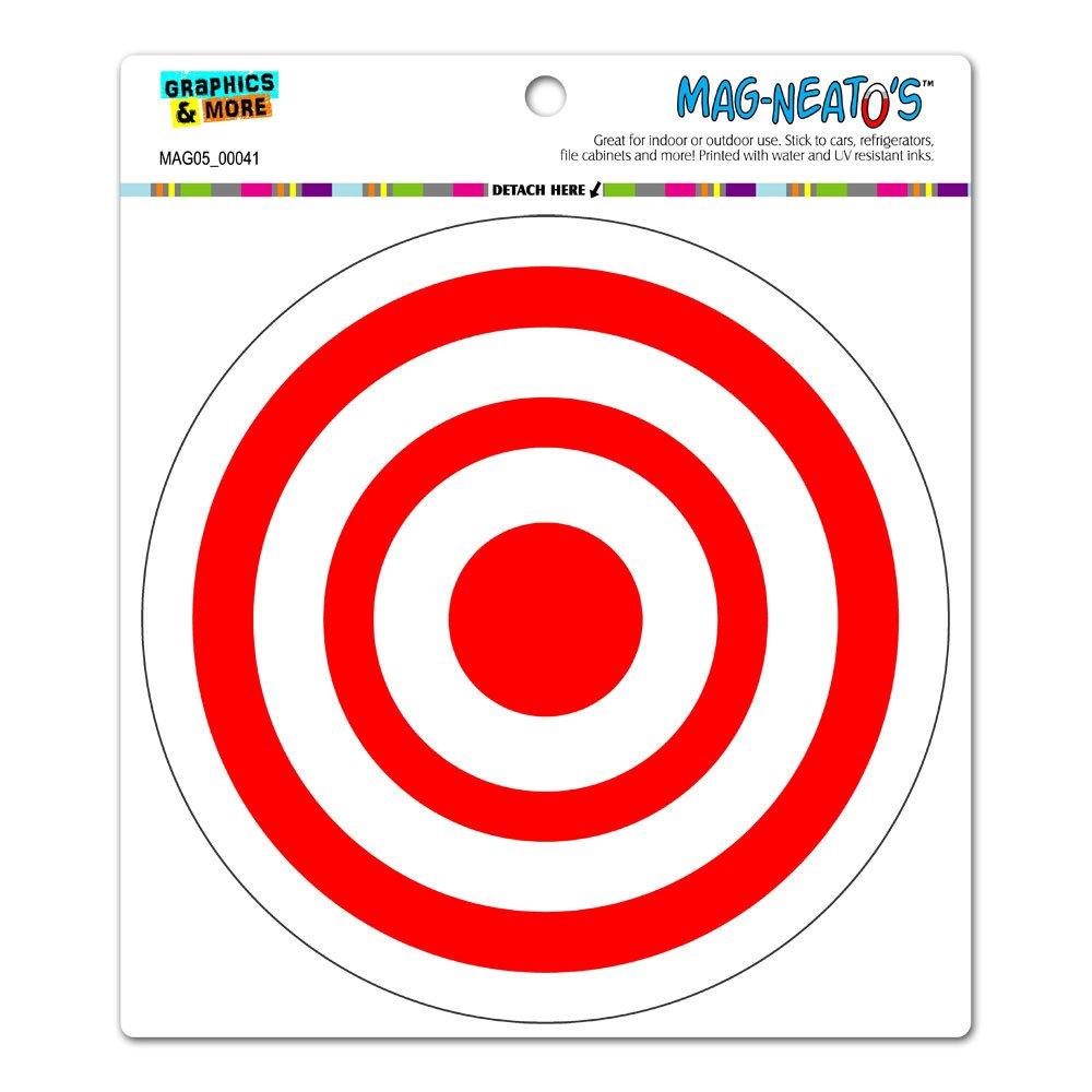 Target Bulls Eye - Circle MAG-NEATO