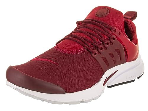 100% authentic sleek various design Nike Men's Air Presto Essential Running Shoe 12 Red