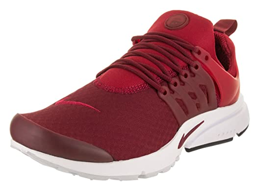finest selection 6de24 f054f Nike Men s Air Presto Essential Running Shoe 8 Red