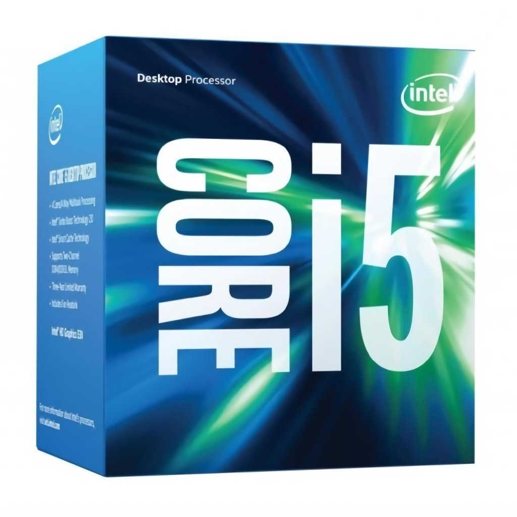 Intel Core i5 6500 3.20 GHz Quad Core Skylake Desktop Processor, Socket LGA 1151, 6MB Cache BX80662I56500 by Intel