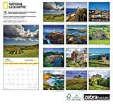 National Geographic Ireland 2019 Wall Calendar