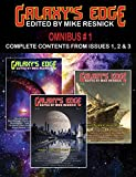 Galaxy's Edge Magazine - Omnibus Magazine 1: Complete Contents from Issues 1, 2, and 3. Edited by Mike Resnick. (Series: GE Omnibus)