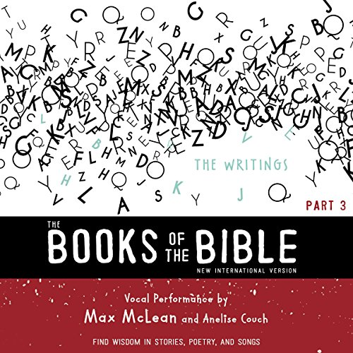 The Books of the Bible Audio Bible - New International Version, NIV: (3) The Writings by Zondervan