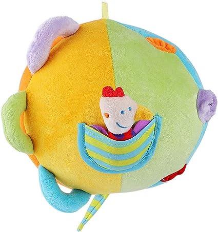 jouet bebe tissus