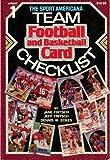 Team Football and Basketball Card Checklist, Jeff Fritsch, Jane Fritsch, Dennis W. Eckes, 0937424501