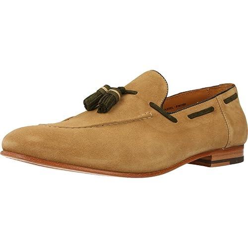 Mocasines para Hombre, Color Hueso, Marca SEBAGO, Modelo Mocasines para Hombre SEBAGO 161109S Hueso: Amazon.es: Zapatos y complementos