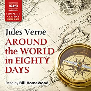 Around the World in Eighty Days Audiobook