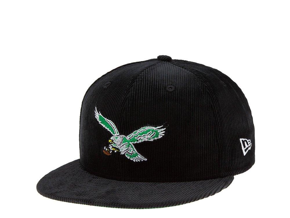 15031164 New Era Snapback Cap Philadelphia Eagles NFL Alternate Logo - Black ...