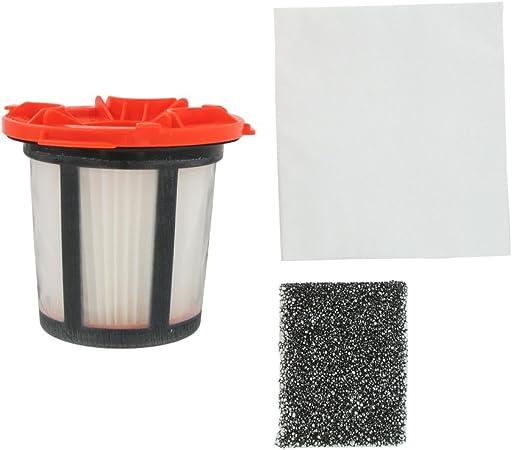Electrolux 27-EL-138 siuministro para aspiradora - Accesorio para aspiradora (Negro, Rojo, Color blanco): Amazon.es: Hogar