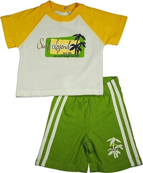 e2f38abea Amazon.com  Mish Little Boys Cotton Clothing Short Sets - 25 Styles ...