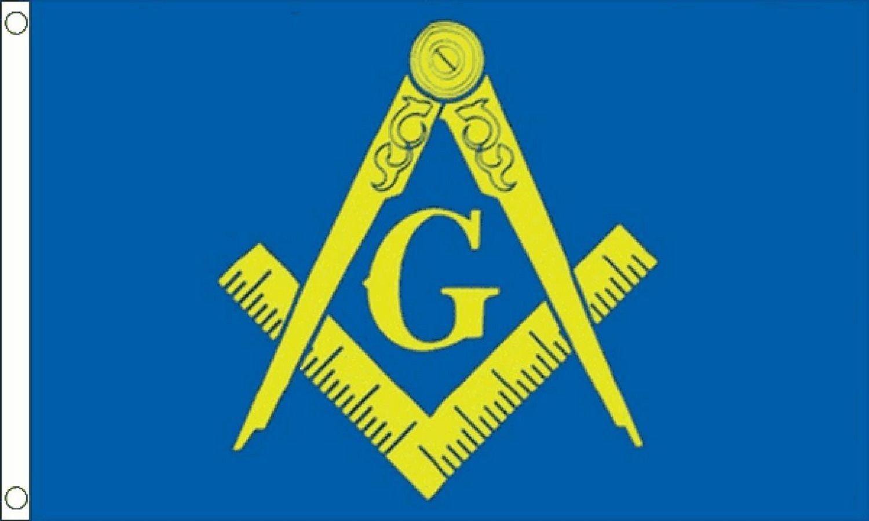 Masonic Freemason 5/'x3/' Flag