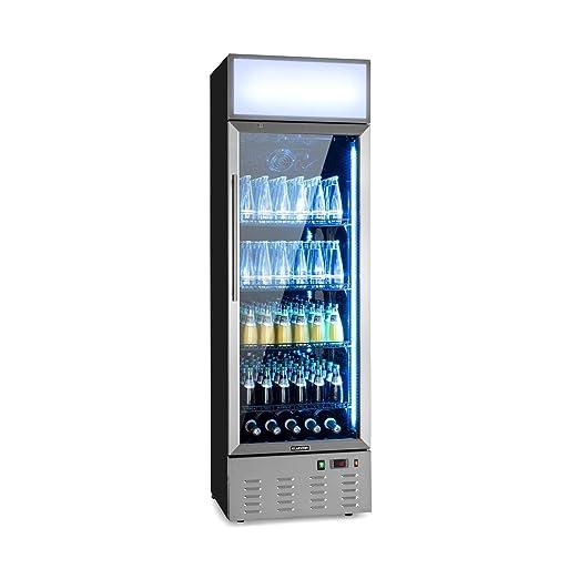 Klarstein Berghain Pro - Nevera para bebidas 278 L: Amazon.es: Hogar
